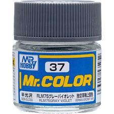 GNZ-C37: C37 Semi-Gloss RLM75 Gray Violet 10ml