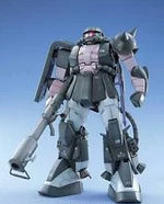 MG MS-06R-1A Zaku 2 Black Trinity