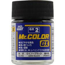 GX2 Mr.Color GX Ueno Black