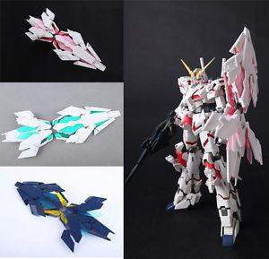 "Shield Booster ""ARMED AMOR DE"" 1/100 MG Banshee MG 1/100"