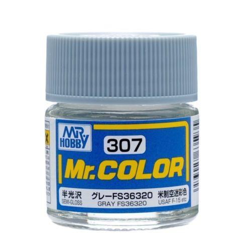 GNZ-C307: C307 Semi Gloss Gray FS36320 10ml