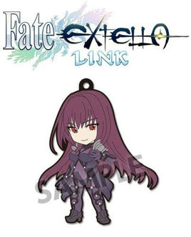 Hobby Stock Pikuriru! Fate/EXTELLA LINK Trading Strap Rubber Lancer Scathach