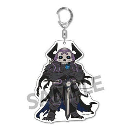 Fate Grand Order Pikuriru Assassin First Hassan Acrylic Mascot Key Chain Vol.5