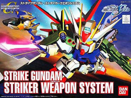 BB#259 Strike Gundam Weapon Set