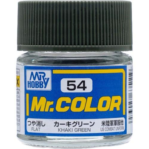 GNZ-C54: C54 Flat Khaki Green 10ml