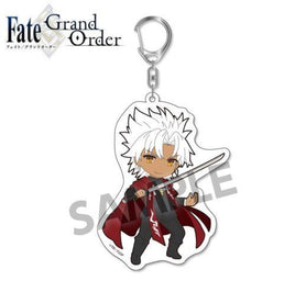 Pic-Lil! Fate/Grand Order Trading Acrylic Keychain Vol 4 Ruler Amakusa Shirou