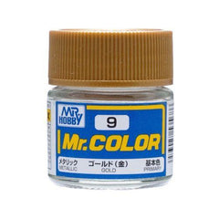 C9 Metallic Gold 10ml
