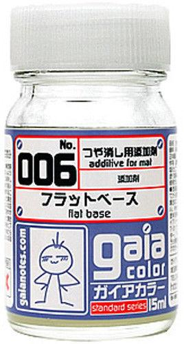 Gaia Base Color 006 Flat Base 15ML