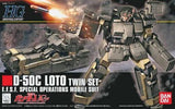 HGUC 1/144 #106 Loto Twin Set