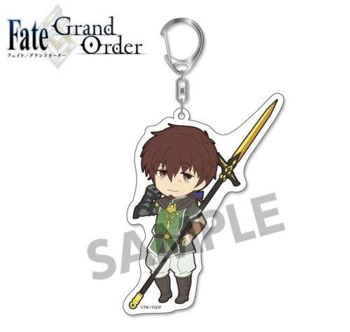 Pic-Lil! Pikuriru Fate/Grand Order Trading Acrylic Keychain Vol 4 Lancer Hector
