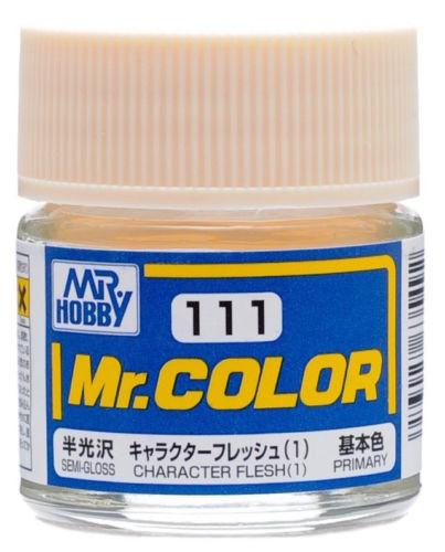 GNZ-C111: C111 Semi Gloss Character Flesh (1) 10ml