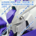 Copy of Metal Details Part Set MG 1/100 Hi-v Hi nu ver ka Gundam Kit (Red)