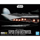 Bandai Vehicle Model 016 Super Star Destroyer 1/100000