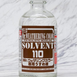 Mr Weathering Color - Solvent 110