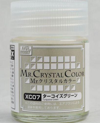 Mr Crystal Color - Turquoise Green