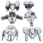 B&A Turret System Pack