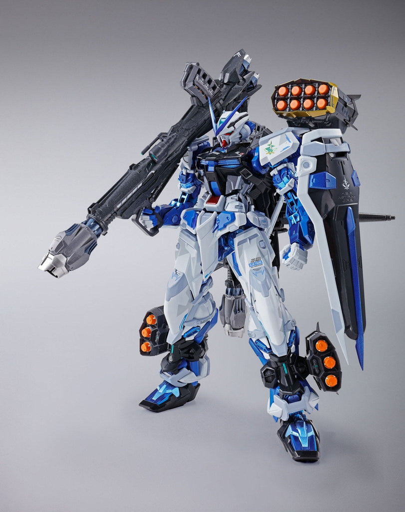 "Pre-Order Gundam Astray Blue Frame (Full Weapon Set) 'Gundam Seed Astray"", Bandai Metal Build"
