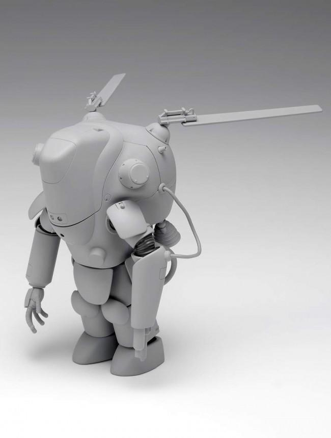 Maschinen Krieger: Maschinen Krieger Kauz MK025 1/20 Scale Plastic Model Kit by Wave