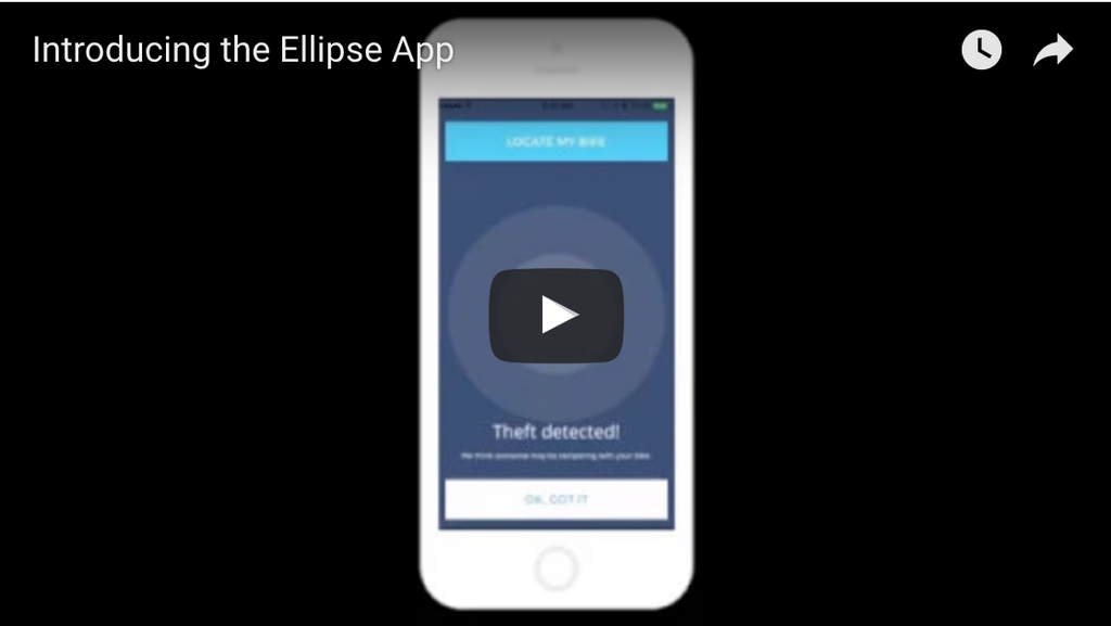 Hold the iPhone: Introducing the Ellipse App