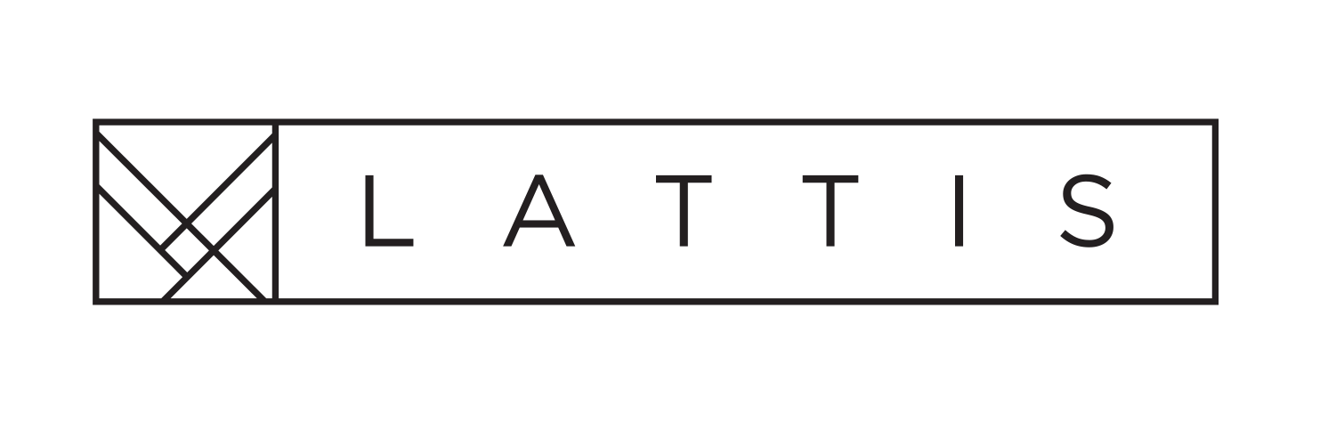 Lattis Logo Black