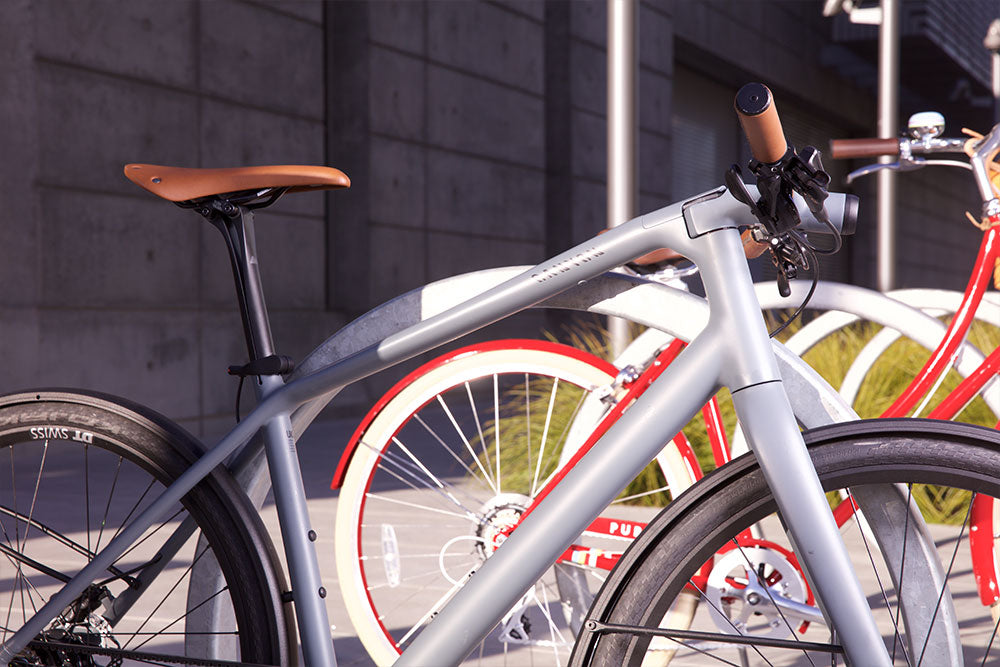 Choose from Fleet-ready bikes or any bike you prefer