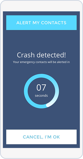 Safety Screen App