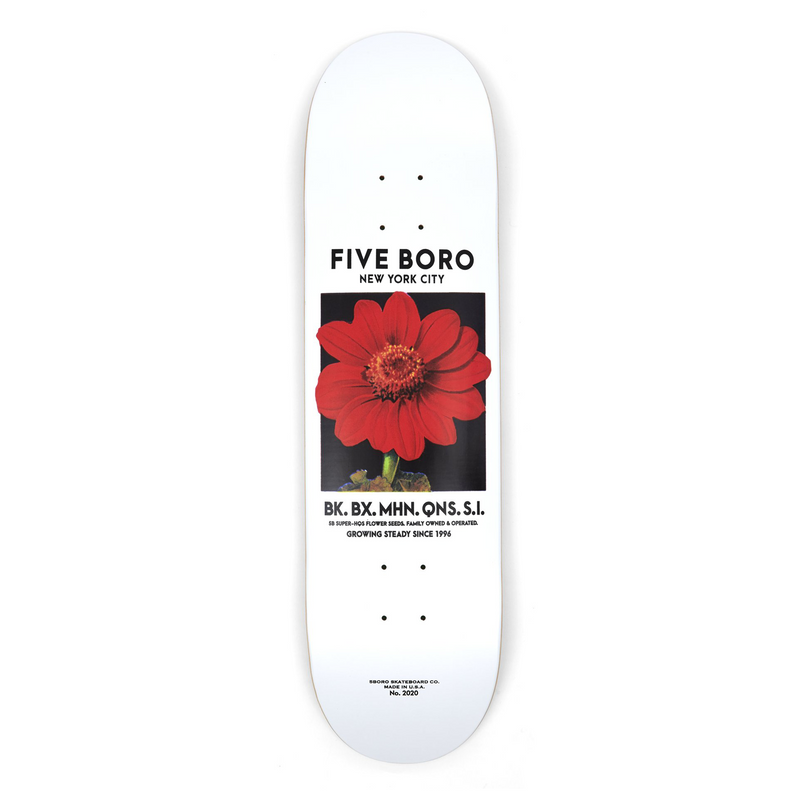 5Boro Flower Seed Deck 8.0