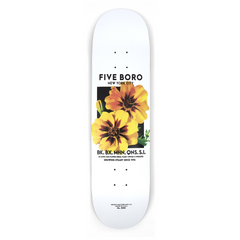 5Boro Flower Seed Deck 8.25