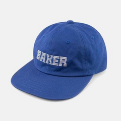 Baker Big Blue Royal Strapback