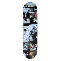 GX1000 Graffiti Deck 8.125