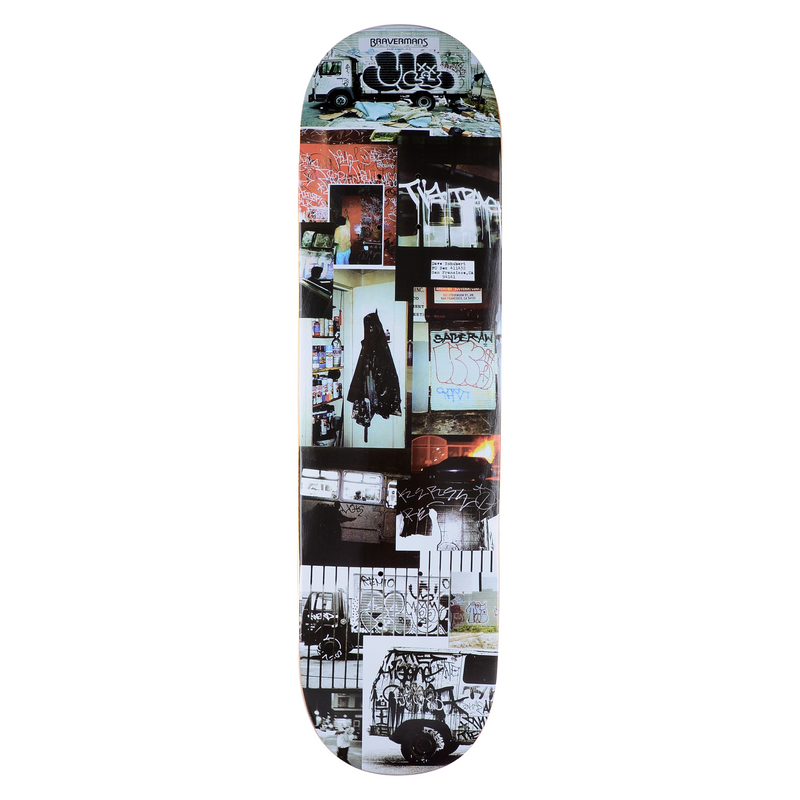 GX1000 Graffiti Deck 8.5