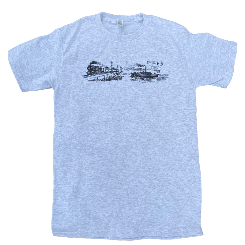 2nd Nature Hudson River Tee