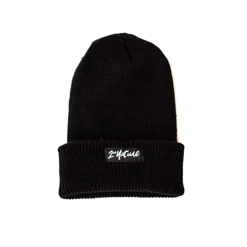 2nd Nature OG Logo Beanies