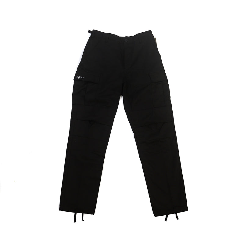 2nd Nature Cargo Pants (Black)