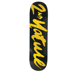 2nd Nature OG Logo Deck (Assorted Colors)