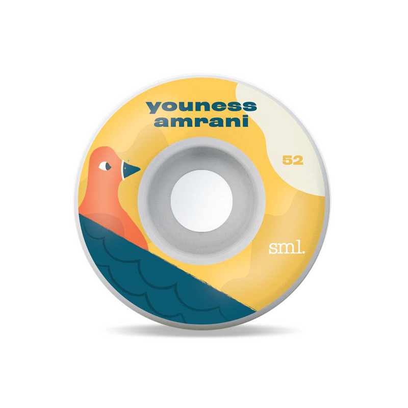 SML Youness Toonies Series 52mm