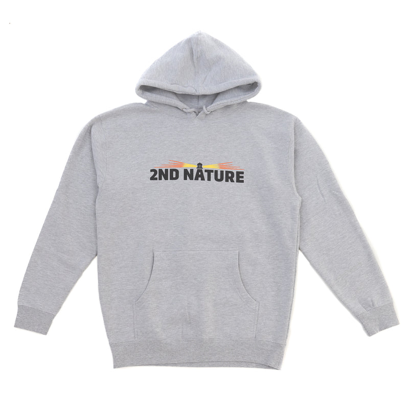 2nd Nature Lighthouse Logo Hoodie