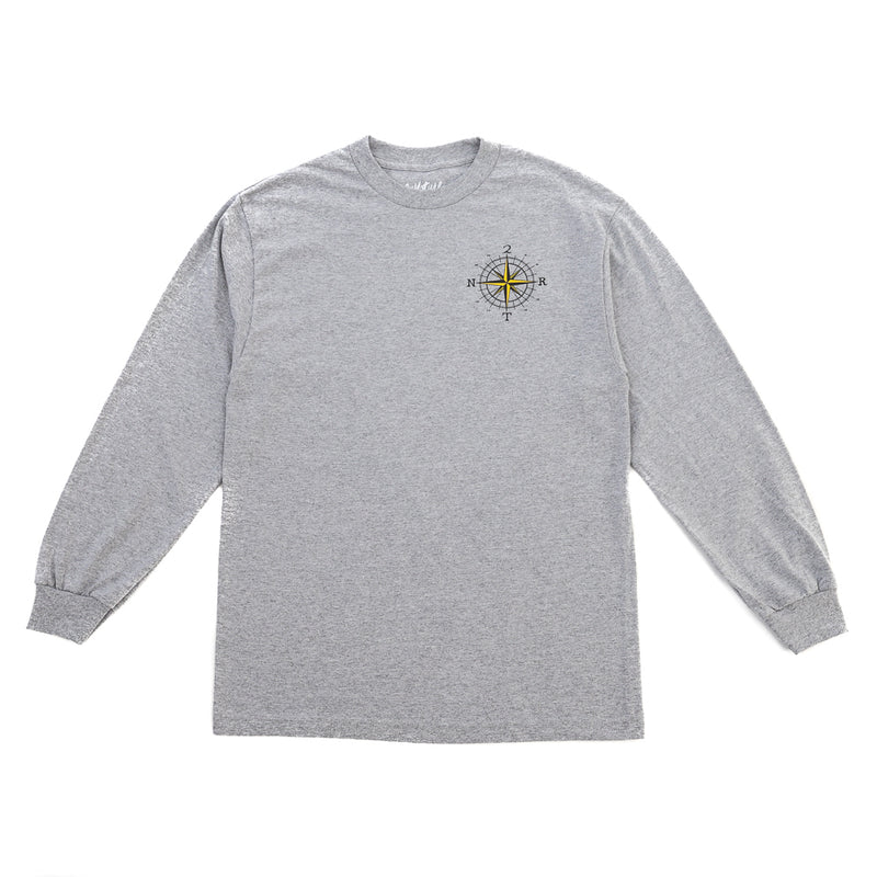 2nd Nature Compass Long Sleeve Tee