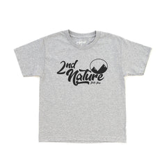 2nd Nature Mountains Youth Tee
