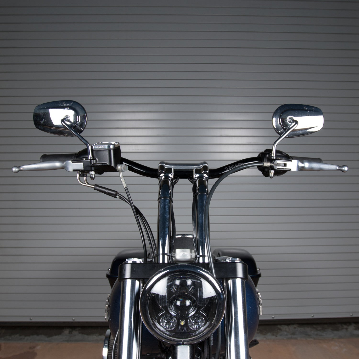 Low Bend Bars - Chrome