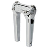 "8"" Straight Thrashin Risers - Chrome"