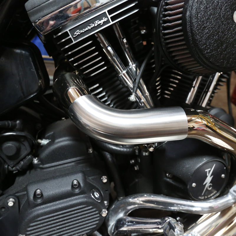 AR-System Heat Shield for Dyna/FXR