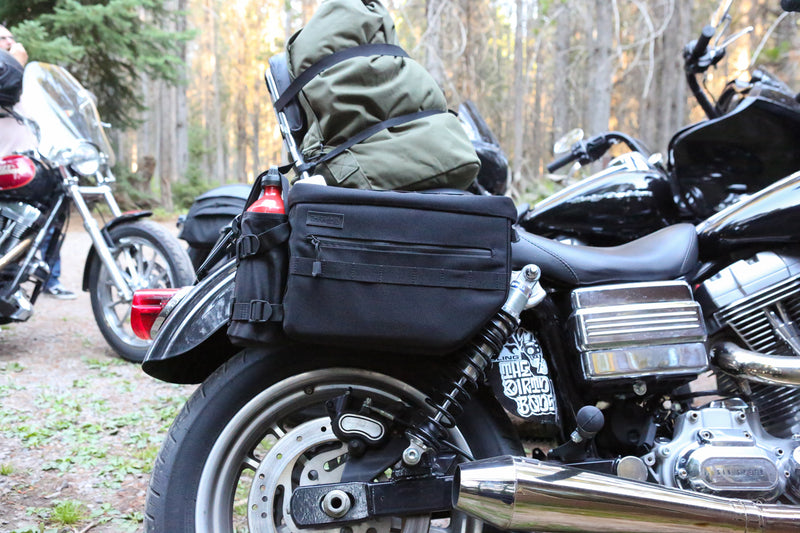 Escape Saddlebags - Shipping week of 9/25