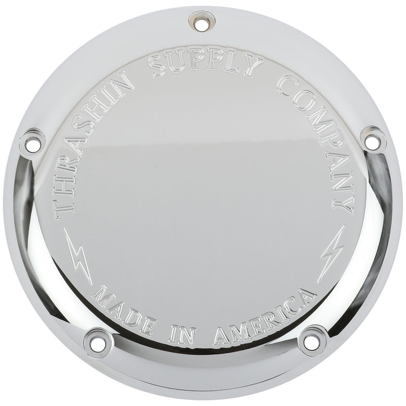 OG 5 Hole Derby Cover - M8 Bagger (Chrome)