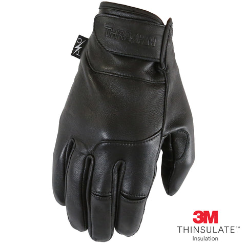Insulated Siege Glove - Black