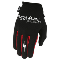 Stealth Glove - Black/Red
