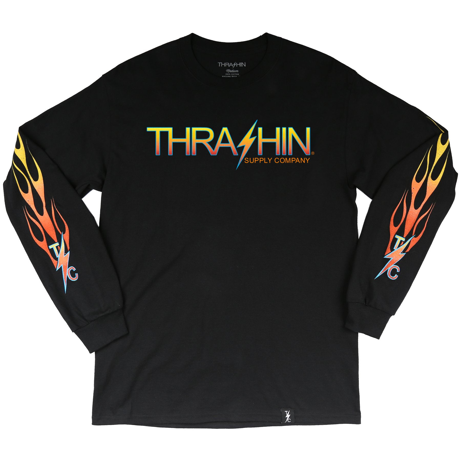 The Flame Long Sleeve