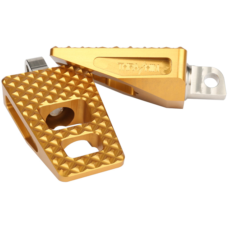 P-54 Pegs - Gold