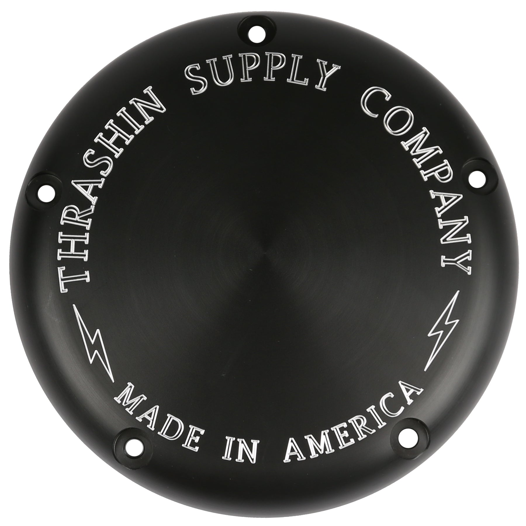 OG 5 Hole Derby Cover - M8 Softail