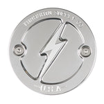 Milwaukee 8 Points Cover - Polished Silver